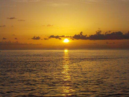 Ana Luna Adventures: Great sunset!