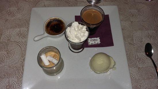 Bourbourg, Francia: Café gourmand