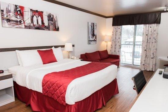Hotel Le Floral Sherbrooke Quebec