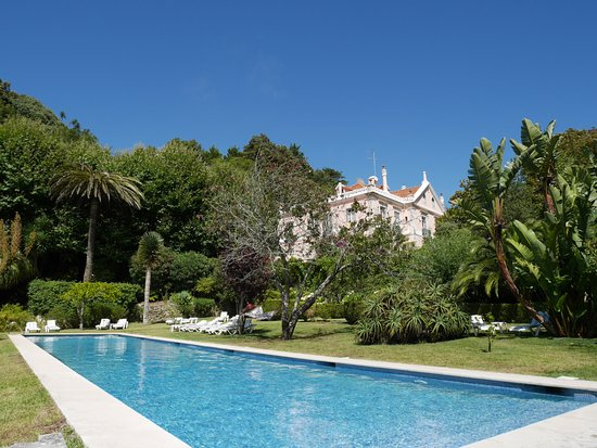 Hotel Sintra Jardim Photo