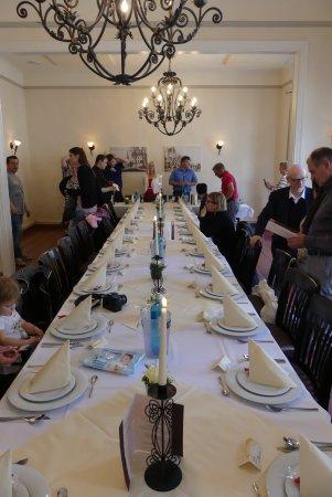 Jever, Alemania: Die Hochzeitstafel