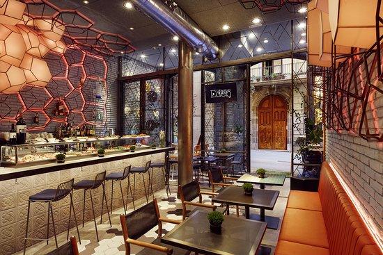 el jardin del eden barcelona el raval restaurant