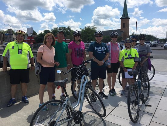 Lockport, NY: July 8th Bicentennial afternoon tour