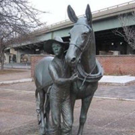 Lockport, NY: Our Mascot!