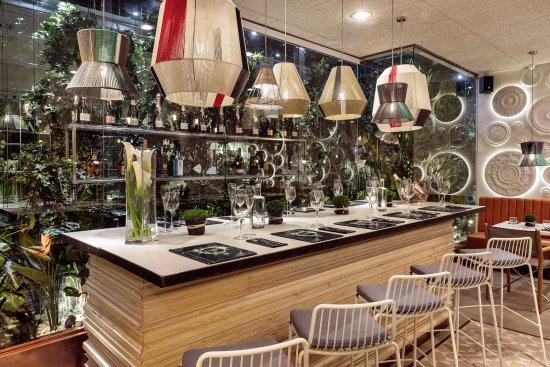 El Jardin Del Eden Barcelona El Raval Restaurant Reviews Phone