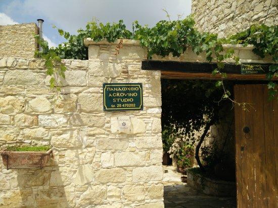 Lofou, Cyprus: Agrovino