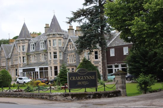 Grantown-on-Spey-billede