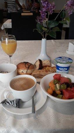 Solin, Κροατία: Petit déjeuner 2017 Hotel Salona Palace
