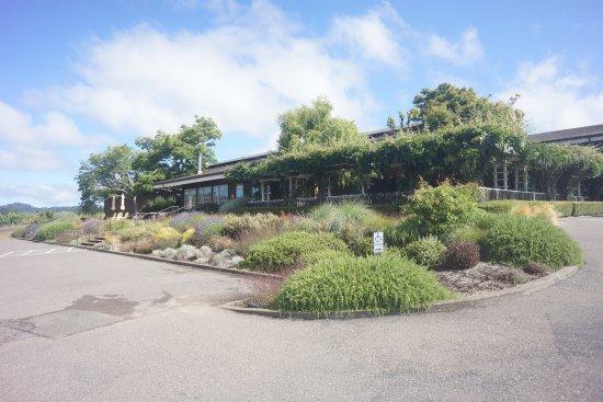 Philo, CA: Handley Cellars Winery