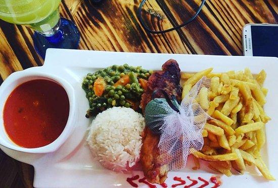 Nice Fruits Menu And Soups And Good Service Review Of Camellia Restaurant Kigali Rwanda Tripadvisor