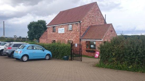 Dove Cottage Tea Room Stathern