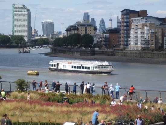 Cutty Sark: The Thames