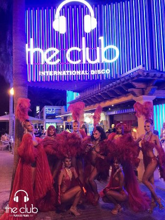Playa de Palma, Spanyol: Fachada The Club exteriores