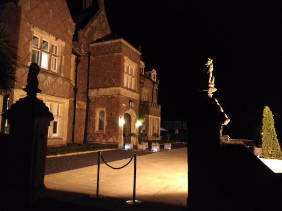 Burley, UK: Burley Manor