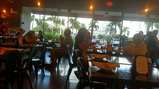 Wood And Fire Restaurant Delray Beach Florida