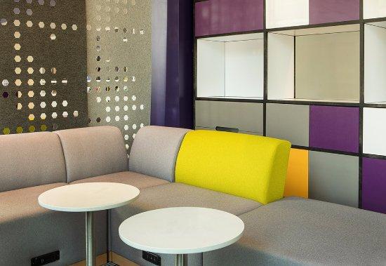 Club Lounge Sitting Area - Picture of YOTEL Boston, Boston - TripAdvisor