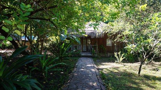 Siladen Resort & Spa: Garden room