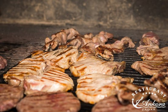 Ankora: Grill meat
