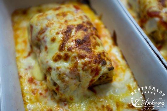 Ankora: Lasagne