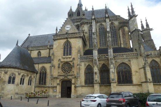 Eglise Notre Dame des Marais