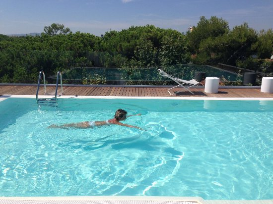 Foto di dan hotel riccione tripadvisor - Bagno 53 riccione ...
