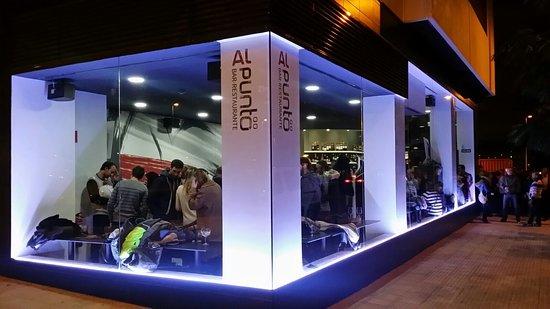 Burlada, Spanyol: Bar Restaurante Al Puntö