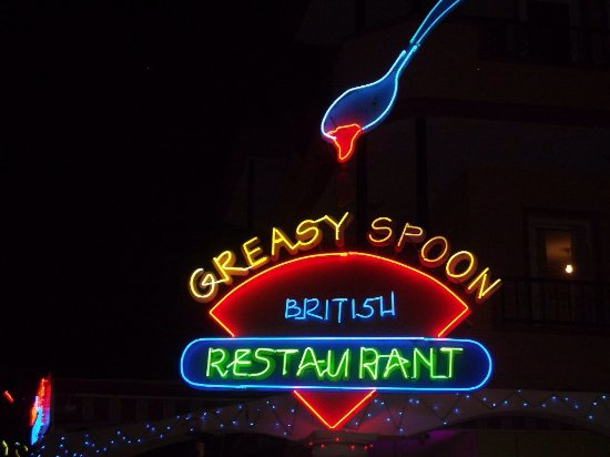 Greasy Spoon Steak & Bar: Spoon