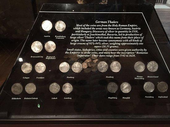 Fremantle, Avustralya: 集められたコイン