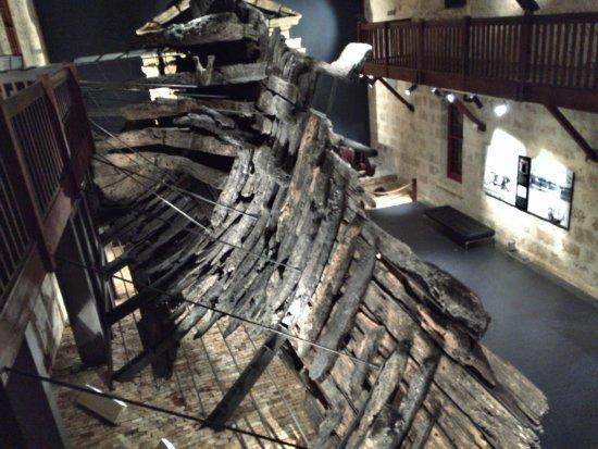 Fremantle, Avustralya: 再現された難破船