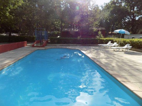 Vagnas, ฝรั่งเศส: Morning Dive