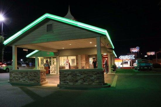 Best Western Route 66 Rail Haven: Reception e bar