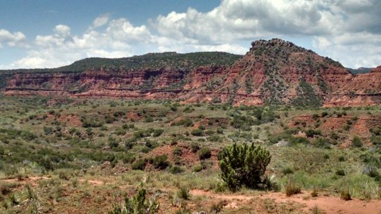 Caprock Canyon There Are Lots Of Great Photo Ops Caprock Canyons
