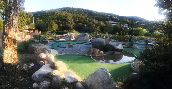 Mini Golf de Tarco