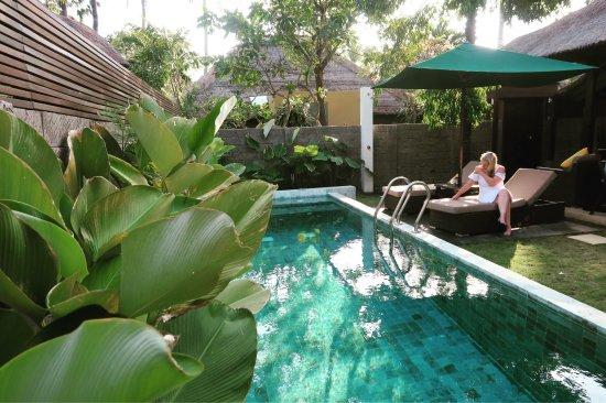 Legian Beach Villas Hotel Deluxe Pool Villa