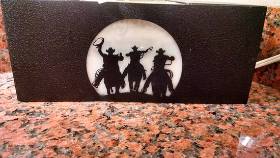 Holiday Inn Amarillo West Medical Center: Loved the little Western touches