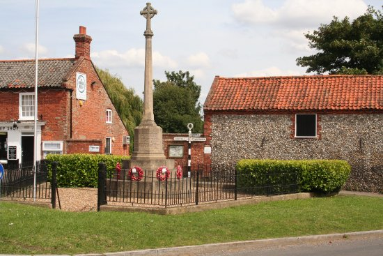 Little Walsingham Cross