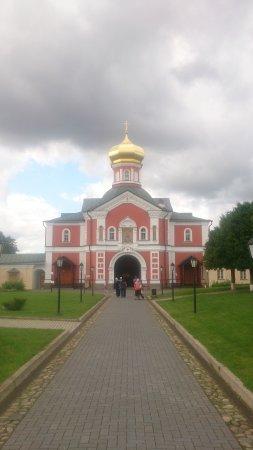 Valday, รัสเซีย: Иверский святоозерский мужской монастырь