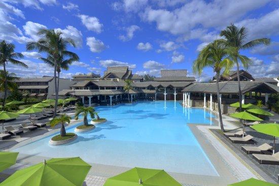 Pool - Picture of Sofitel Mauritius L'Imperial Resort & Spa - Tripadvisor