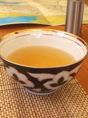 Tyubeteika : du thé