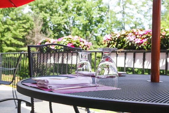 Williamstown, MA: Outdoor Dining Available Seasonally