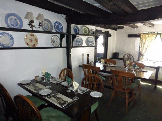 Рингвуд, UK: Restaurant