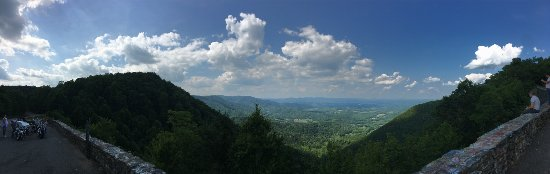 Meadows of Dan, VA: Lovers leap