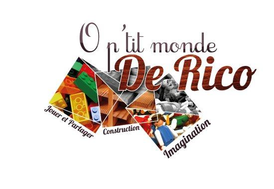 L'Union, France: Logo Original O P'tit Monde de Rico