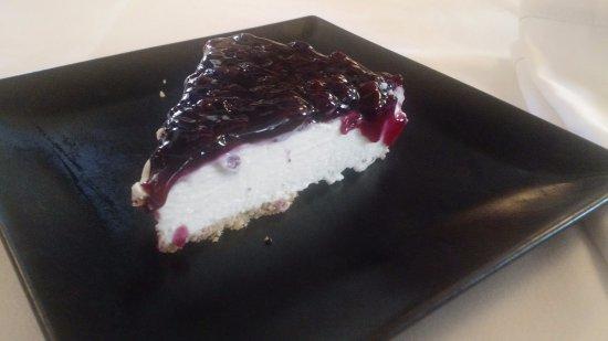 Seva, Spagna: Pastel de queso