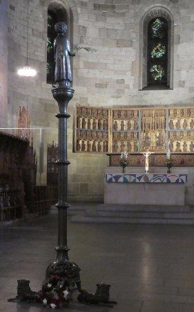 Lund, Suecia: Altaret