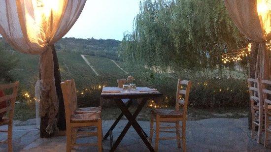 Grazzano Badoglio, Itália: Tutto perfetto, dall'aperitivo al caffè