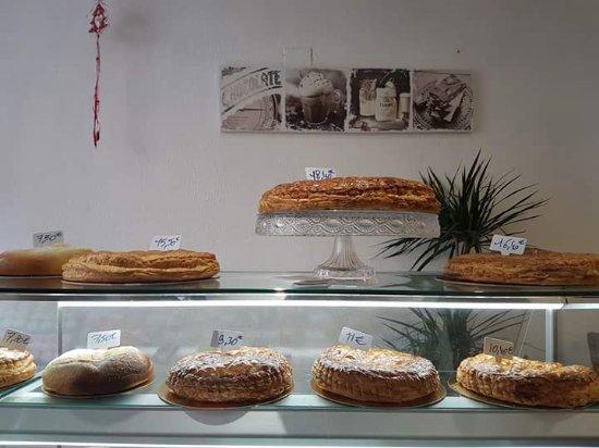Bedarieux, Francja: Patisserie Belice