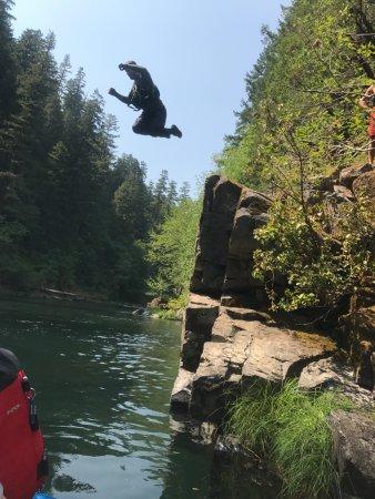 Merlin, Орегон: air time