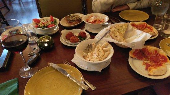 Alfreton, UK: meal for 3