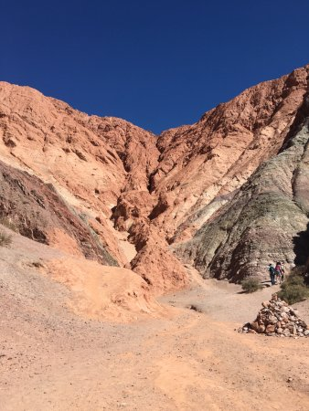 Cerro de los Siete Colores (Berg der sieben Farben): siete colores